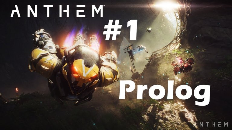 Anthem – Let's Play