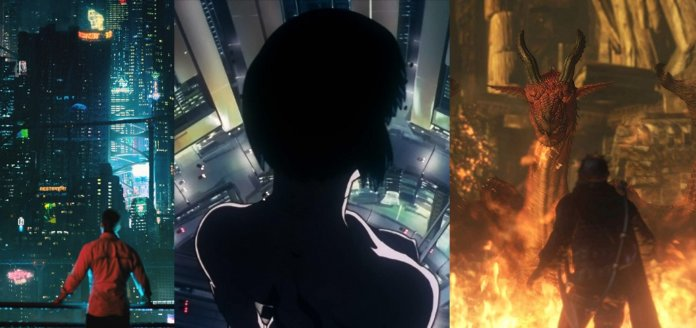 Dragon's Dogma, altered carbon resleeved, ghost in the shell sac_2045