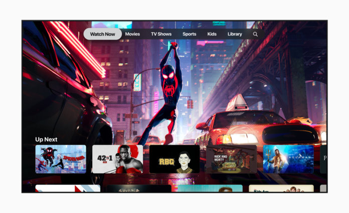 Apple TV+, Apple News+, Apple Arcade & Apple Card, It's Showtime