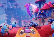 Squanch Games, Trover saves the Universe, Game, Spiel, PS4, PC, PS VR