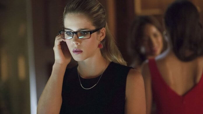 ©The CW Arrow Arrowverse Felicity Emily Bett Rickards