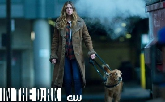 ©The CW In the Dark Kritik Review
