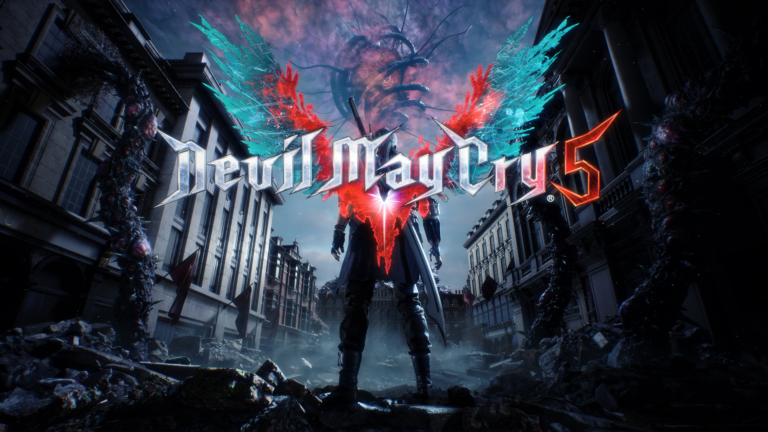 Devil May Cry 5 Test – In Red Crave City ist der Teufel los