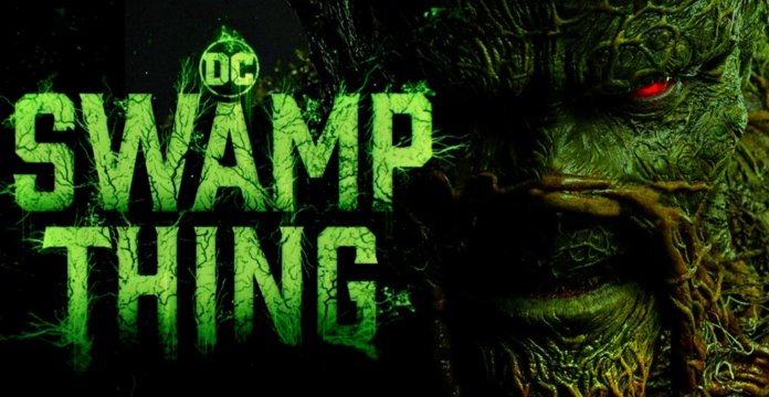 ©DC Swamp Thing Serie Release Crystal Reed