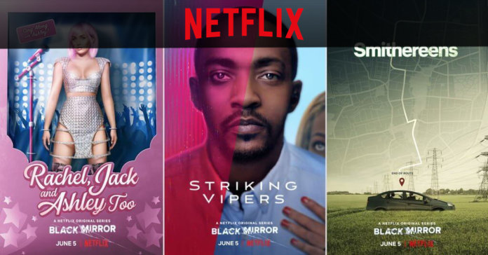 ©Netflix Black Mirror Staffel 5 Kritik Review