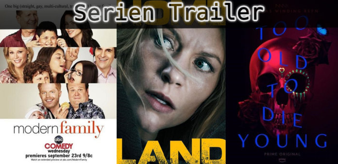 ©ABC ©Showtime ©Amazon , Modern Family , Homeland , too old to die young