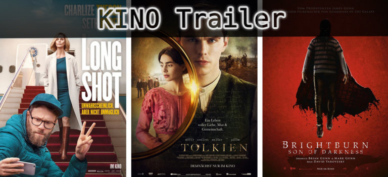 It's Kino Trailer Time: 3 Highlights für den 20. Juni