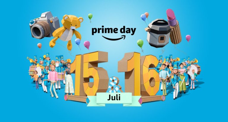 Das sind die Prime Day Highlights bei Amazon