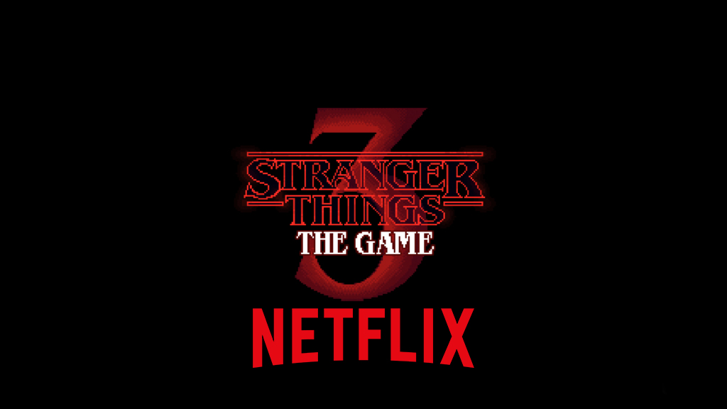 Stranger Things 3 Das Spiel,Stranger Things 3 The Game