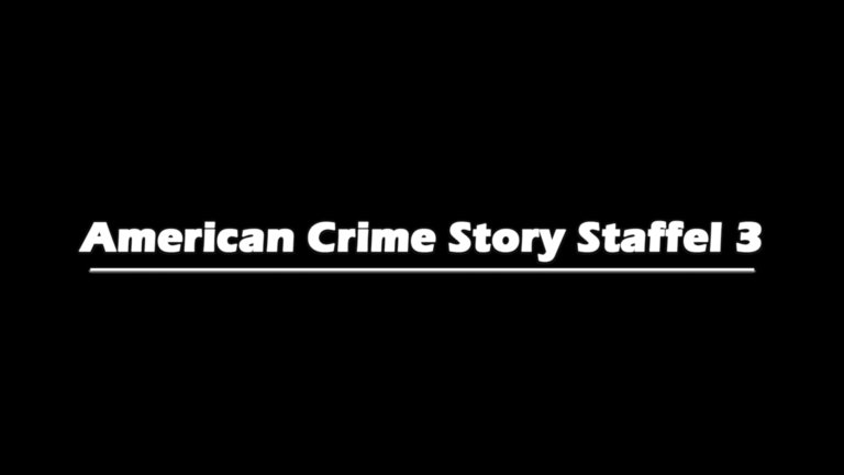 American Crime Story Staffel 3 – Alle Infos und Release