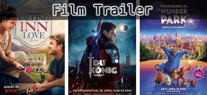 It's Film Trailer Time: 3 Film Highlights für nächste Woche
