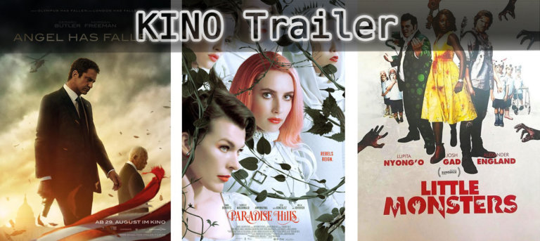 It's Kino Trailer Time: 3 Highlights für den 29. August