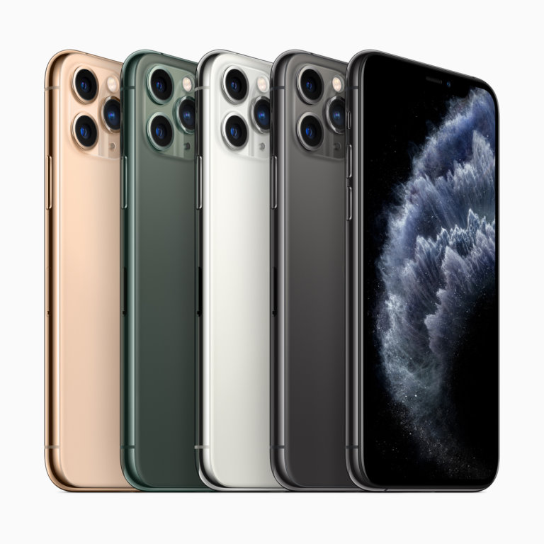 Apple Keynote: iPhone 11, iPhone 11 Pro & iPhone 11 Pro Max
