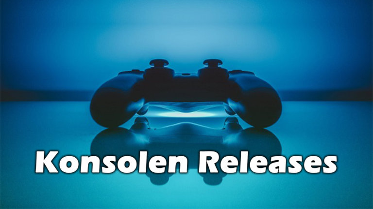 Konsolen Releases im April 2020