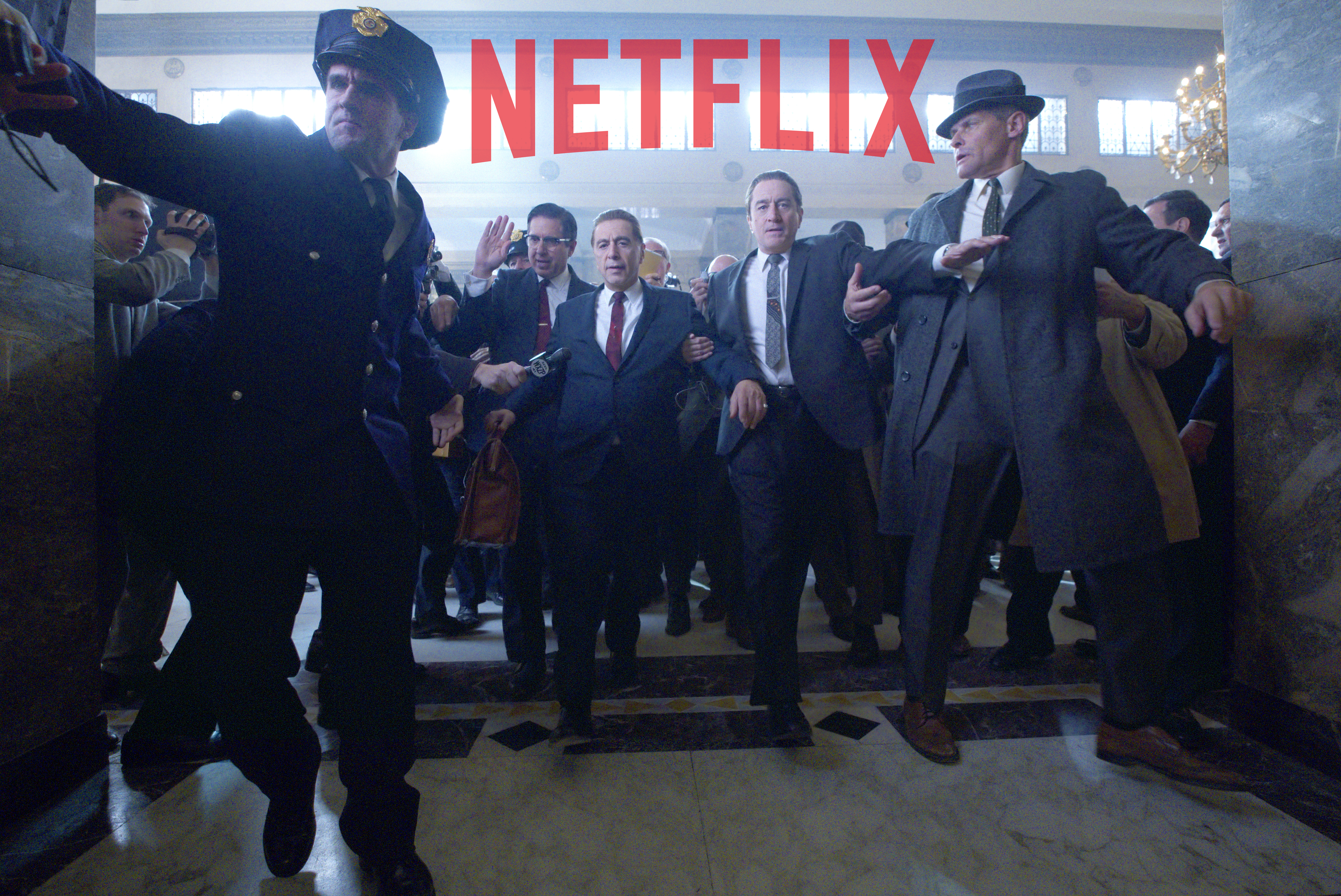 THE IRISHMAN, THE IRISHMAN Netflix