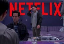 Living with Yourself, Paul Rudd, Netflix