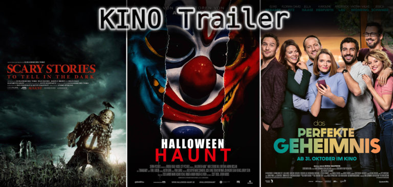 It's Kino Trailer Time: Scary Stories, Halloween Haunt & Geheimnisse