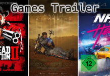 It's Games Trailer Time: Red Dead Redemption, Need for Speed & Death Stranding