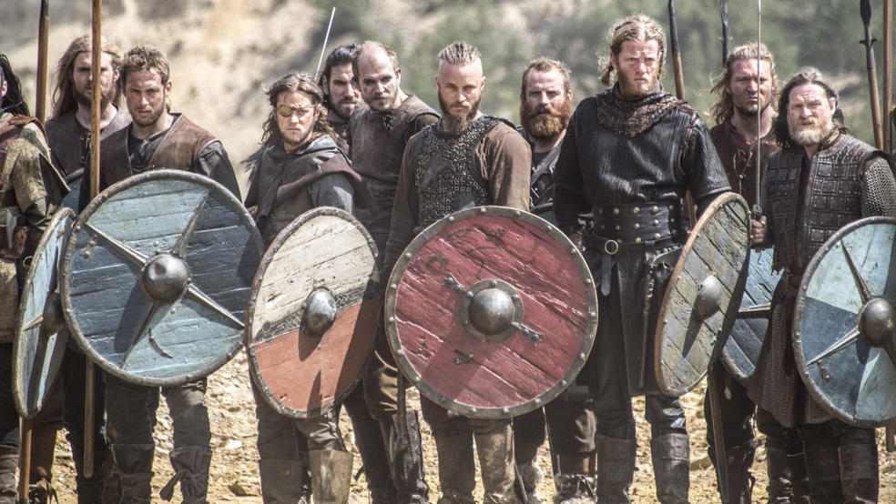 ©History Channel Vikings