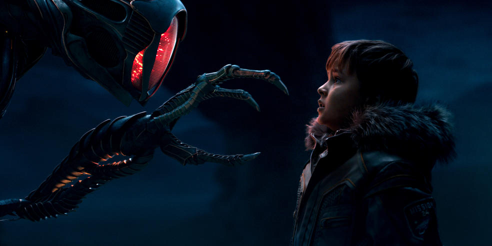 ©Netflix Lost in Space
