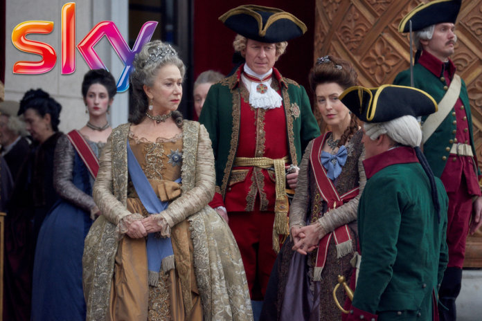 Catherine the Great, Sky, HBO
