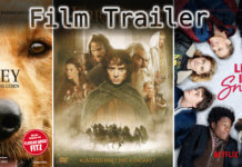 It's Film Trailer Time: Herr der Ringe, Bailey & Let it Snow