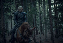 GRADED The Witcher, Netflix