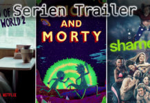 It's Serien Trailer Time: F***ing World, Rick And Morty & Shameless