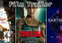 It's Film Trailer Time: Klaus, Tomb Raider & Wo die Erde bebt