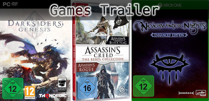 It's Games Trailer Time: Darksiders, Neverwinter Nights & Assassin's Creed
