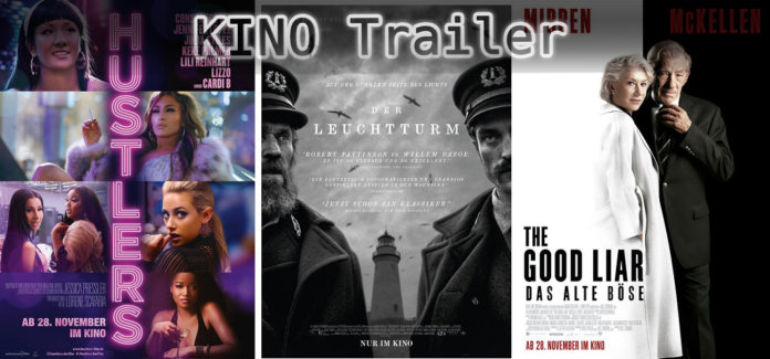 It's Kino Trailer Time: Hustlers, Leuchtturm & Good Liar