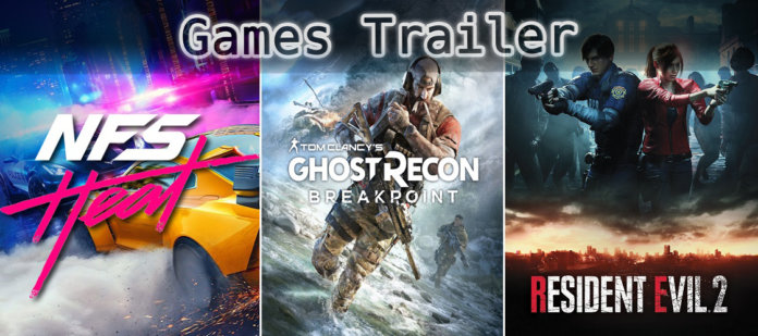Games Trailer Time: Top 3 Games 2019 bei CitizenZ