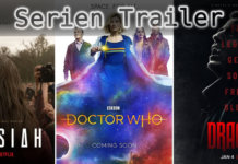 It's Serien Trailer Time: Messiah, Doctor Who & Dracula
