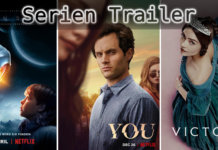 It's Serien Trailer Time: Lost in Space, YOU & Victoria