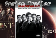It's Serien Trailer Time: Pest, Silicon Valley & Expanse