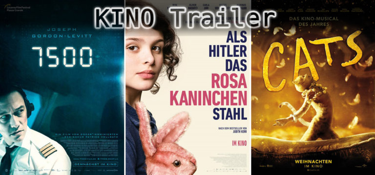It's Kino Trailer Time: 7500, das rosa Kaninchen & Cats