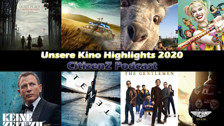 Unsere Kino Highlights 2020 [Podcast]