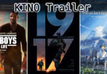 It's Kino Trailer Time: Bad Boys, 1917 & Weathering With You