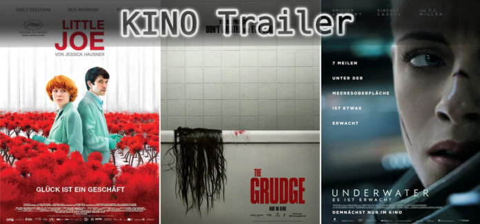 It's Kino Trailer Time: Little Joe, The Grudge & Underwater