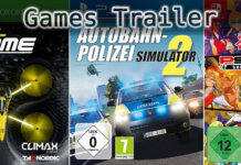 It's Games Trailer Time: DCL, Autobahn-Polizei & Psikyo