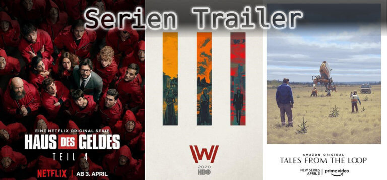 It's Serien Trailer Time: Haus des Geldes, Westworld & Tales from the Loop