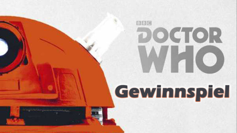 Gewinnspiel: DOCTOR WHO: MONSTER-EDITION 1
