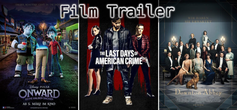 It's Film Trailer Time: Onward, American Crime & Downton Abbey