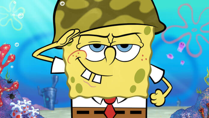 SpongeBob Schwammkopf Battle for Bikini Bottom - Rehydrated