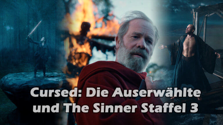 Cursed: Die Auserwählte und The Sinner Staffel 3 [Podcast]