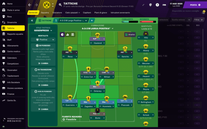 Gaming Neuheiten mit Football Manager 2021