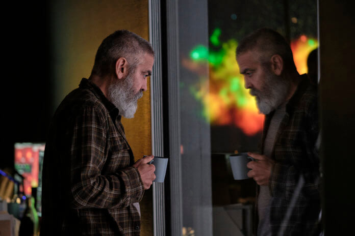 THE MIDNIGHT SKY (2020) George Clooney als Augustine.
